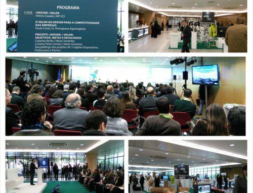 A OpenGreen marcou presença no dia da Inovação, em Lisboa