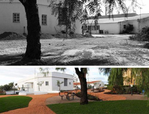Jardim Geriátrico da Casa de Repouso de Visconde S. Gião, Torres Novas