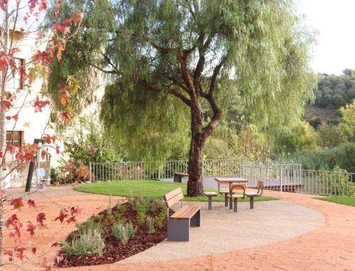 Jardim Geriátrico, Santa Casa da Misericórdia – Torres Novas