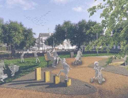 Jardim Público – José Saramago, Entroncamento